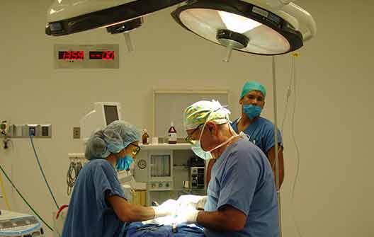 Hospital Ángeles Tijuana Quirófano
