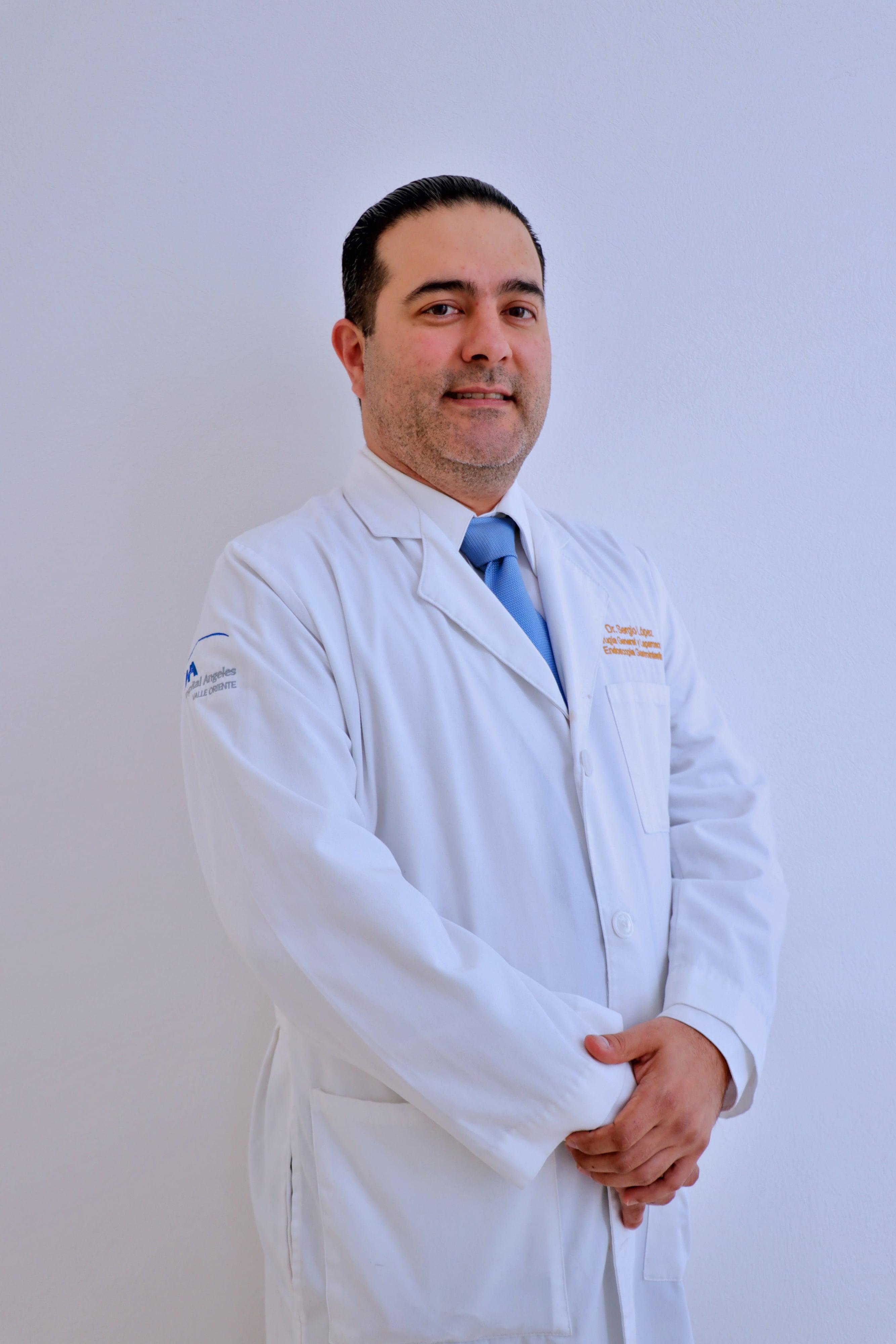 Dr. Sergio Javier López Martínez